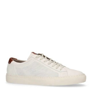 No Stress nubuck sneakers wit (wit)