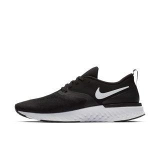Nike Odyssey React Flyknit 2 Hardloopschoen voor heren - Zwart Zwart
