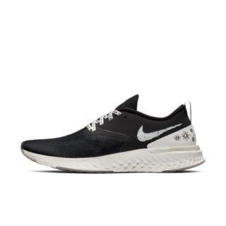Nike Odyssey React Flyknit 2 Nathan Bell Hardloopschoen voor heren - Zwart Zwart