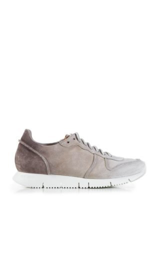 Buttero B8211 Carrera Sneakers Dyed Bianco