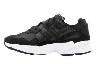 adidas Yung 96 (zwart/wit)