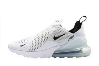 Nike Air Max 270 (wit/zwart)