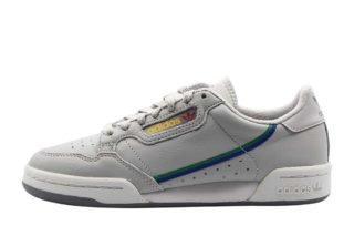 reputable site e1ebd 91a17 adidas Continental 80 (grijs)