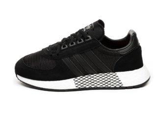 adidas Marathon x 5923 *Never Made* (Core Black / Utility Black / Sola