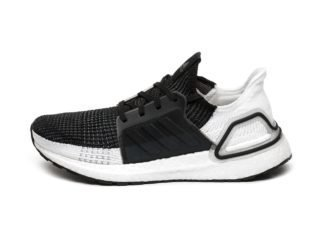 adidas Ultra Boost 19 (Core Black / Grey Six / Grey Four)
