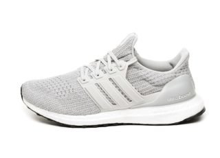 adidas Ultra Boost (Grey Two / Grey Two / Core Black)