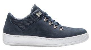 Victim Sneakers blauw