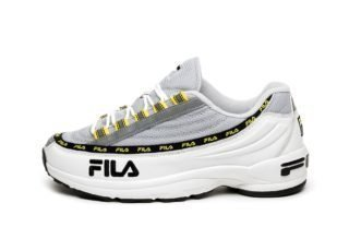 FILA DSTR 97 Wmn (White / Gray Violet)