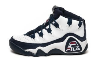 FILA Heritage Fila 95 (White / Dress Blue)