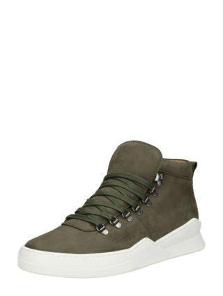 Visions heren sneakers – Groen