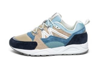 Karhu Fusion 2.0 *Monthless Pack* (Moonlight Blue / Pale Olive Green)