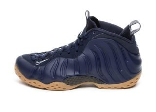Nike Air Foamposite One (Midnight Navy / Midnight Navy)