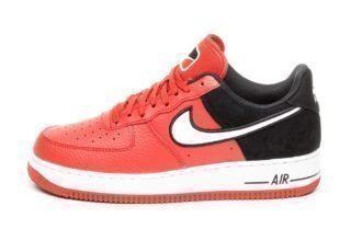 Nike Air Force 1 ´07 LV8 1 (Mystic Red / White - Black)