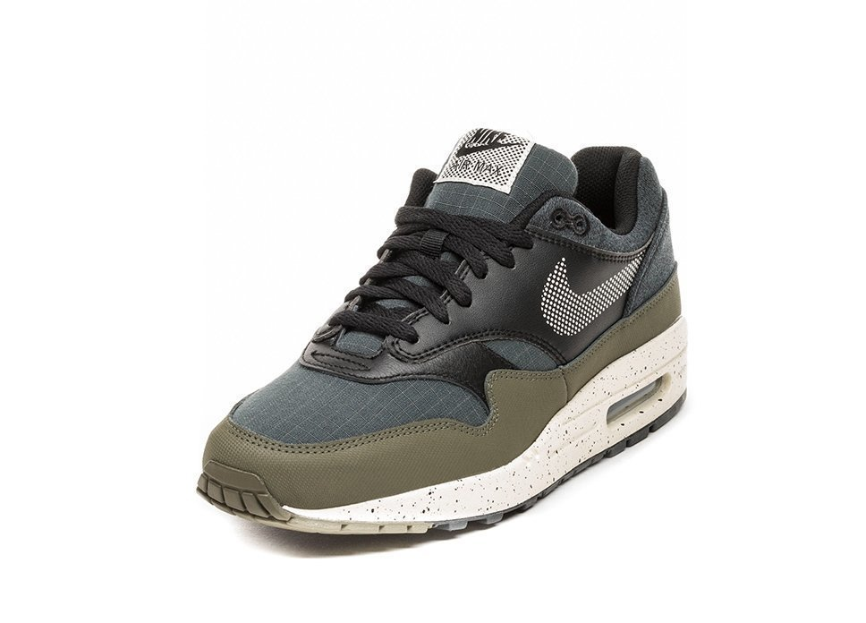 b1d1fe3d29e Nike Air Max 1 SE (Medium Olive   Light Cream – Black). Stijlcode  AO1021  200