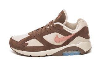 Nike Air Max 180 (String / Rust Pink - Baroque Brown)
