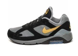 Nike Air Max 180 (Cool Grey / Wheat Gold - Black)