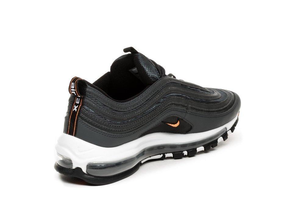 release date: 7e5b0 56664 Nike Air Max 97 (Anthracite  Total Orange – Black – White). Stijlcode AQ7331  002. Nike Air Max 97 ...