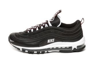 Nike Air Max 97 PRM (Black / White - Varsity Red)