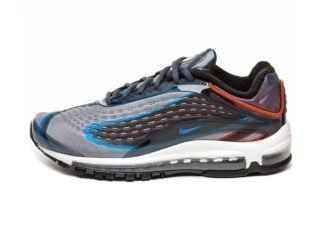 Nike Air Max Deluxe (Thunder Blue / Photo Blue - Wolf Grey - Black)