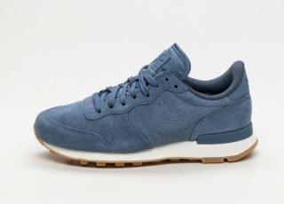 Nike Wmns Internationalist SE (Diffused Blue / Diffused Blue - Thunder