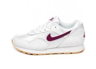 Nike Wmns Outburst (Summit White / True Berry - Gum Yellow)