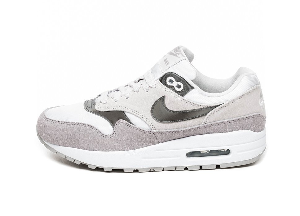 low priced 5f3f7 66e63 Nike Wmns Air Max 1 SE (Atmosphere Grey  Thunder Grey – White)