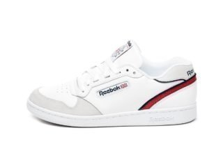 Reebok Act 300 MU (White / Grey / Navy / Red)