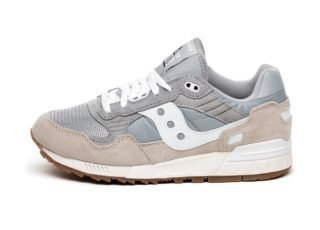 Saucony Shadow 5000 Vintage (Grey / White)