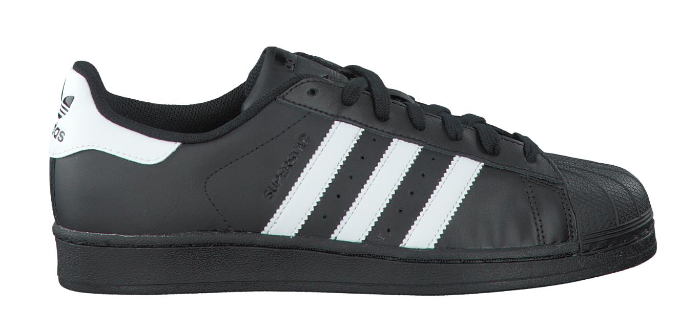 Adidas Superstar Originals B27140 Zwart Wit (mt 36 tm 46)