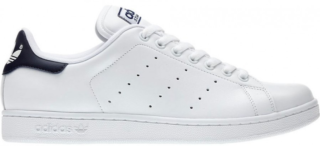Adidas Stan Smith M20325 Wit Blauw Adidas Stan Smith M20325 Wit Blauw