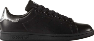 Adidas Stan Smith BB5156 Zwart Zilver Adidas Stan Smith BB5156 Zwart Zilver