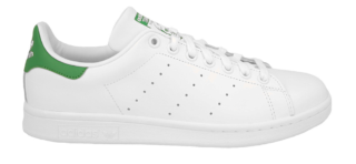 Adidas Stan Smith M20605 Wit Groen Adidas Stan Smith M20605 Wit Groen