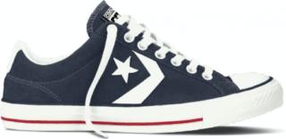 Converse Star Player 144150c Navy Blauw Converse Star Player 144150c Navy Blauw