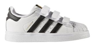 Adidas Superstar kids BZ0418 Wit Zwart Adidas Superstar kids BZ0418 Wit Zwart