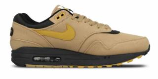 Nike Air Max 1 Premium 875844 700 Bruin Geel Goud