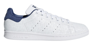 Adidas Stan Smith CQ2819 Wit Blauw Adidas Stan Smith CQ2819 Wit Blauw