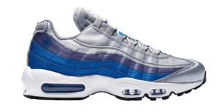Nike Air Max 95 Essential AJ2018 001 Blauw Wit