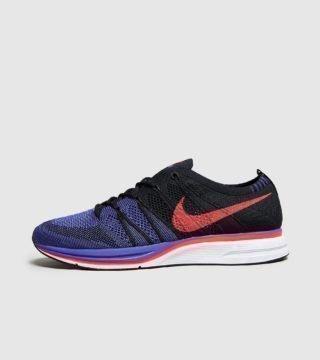 Nike Flyknit Trainer (zwart)