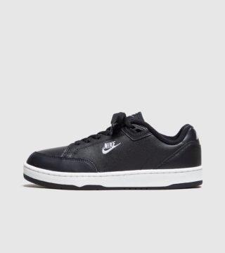 Nike Grandstand II Dames (zwart)