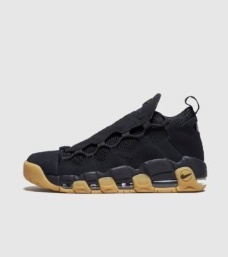 Nike Air More Money (zwart)