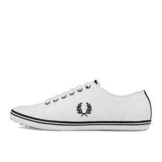 Fred Perry Kingston Leather White EUR 45