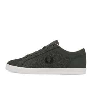 Fred Perry Baseline Bonded Marl Falcon Grey EUR 41