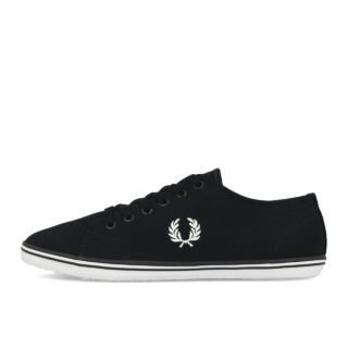 Fred Perry Kingston Twill Navy White EUR 42
