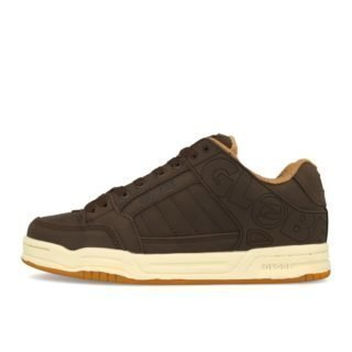 Globe Tilt Brown Leather EUR 42