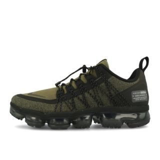 Nike Air Vapormax Run Utility Medium Olive Reflect Silver