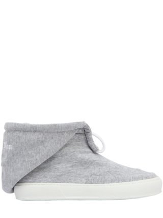 Hooded High Top Sneakers (grijs)