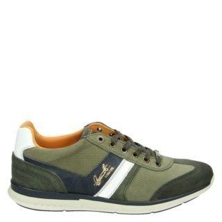 Sneaker Nelson lage groen (groen)