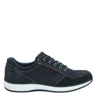 Sneaker Nelson lage blauw (blauw)