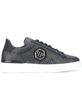 Philipp Plein Skull Slate sneakers (zwart)