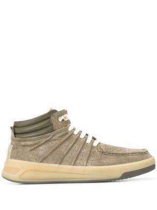 Acne Studios Bartos M S sneakers (groen)